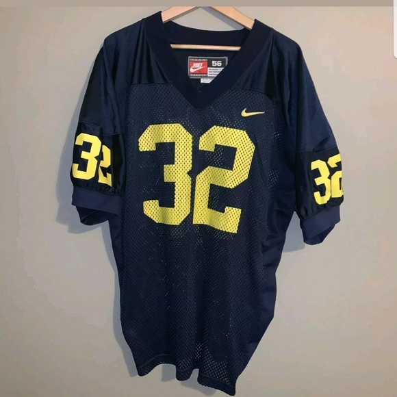 online store fb66a 7ee2e 97 Michigan Wolverines Authentic Football Jersey
